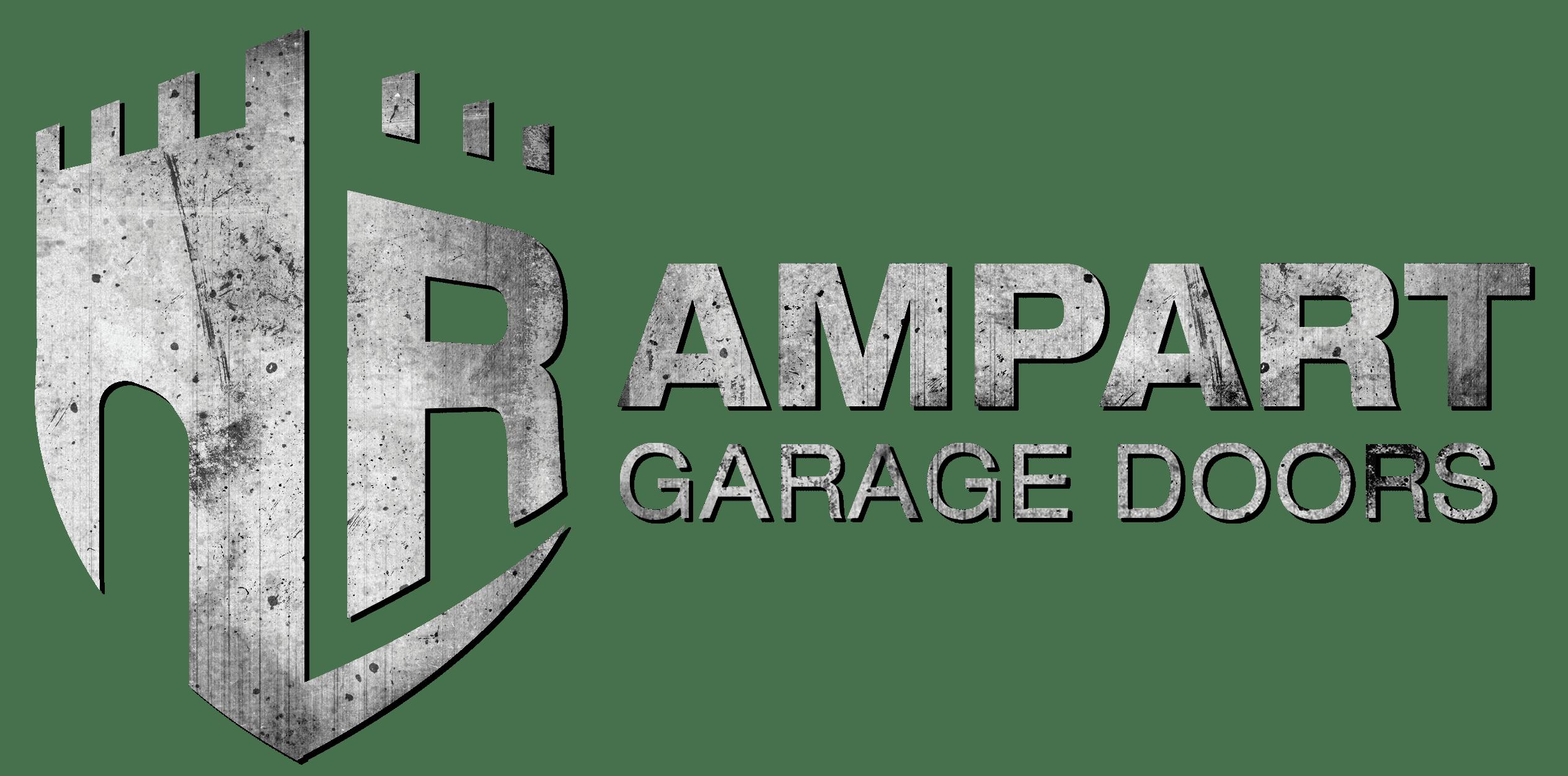 Rampart Garage Doors Logo